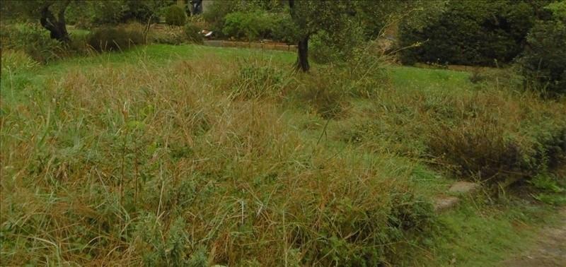 Vente terrain Vergeze 110000€ - Photo 1