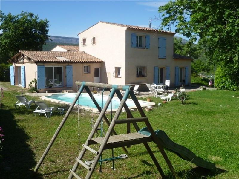 Vente maison / villa Saint cezaire sur siagne 395200€ - Photo 1