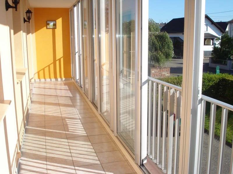Vente appartement Bischwiller 132800€ - Photo 2