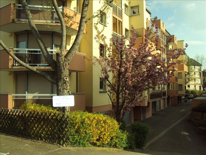 Verkauf wohnung Strasbourg 88000€ - Fotografie 1