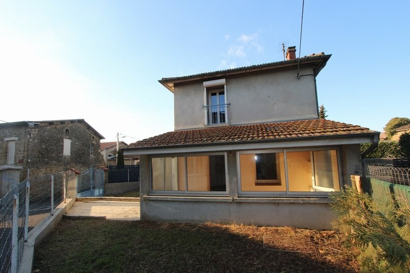 Sale house / villa Marsaz 99000€ - Picture 1