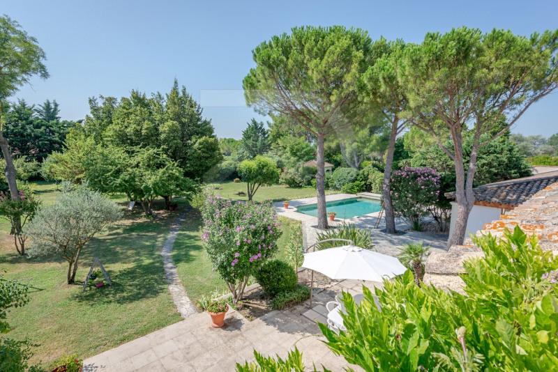 Vente de prestige maison / villa Entraigues sur la sorgue 745000€ - Photo 2