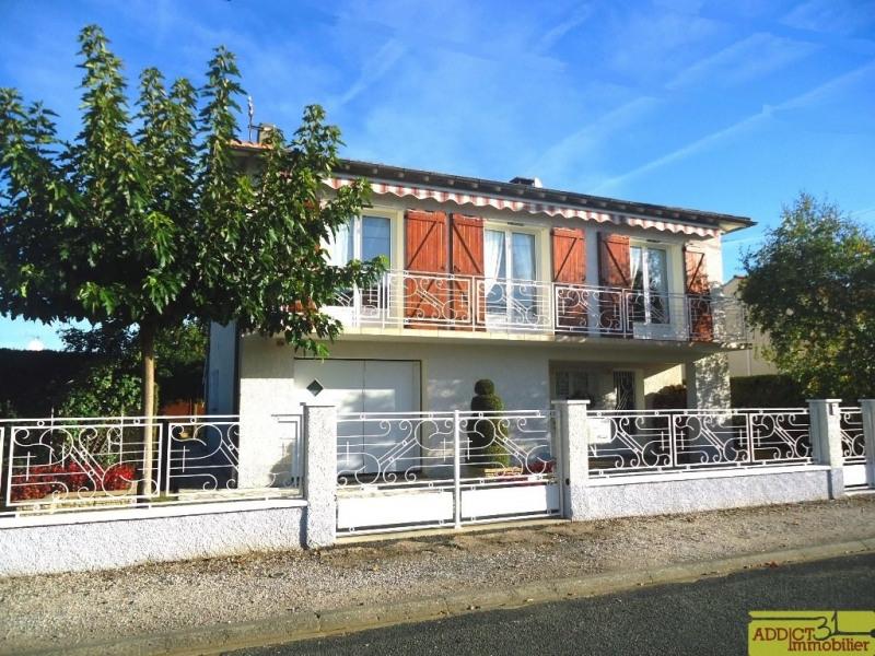 Vente maison / villa Secteur lavaur 205000€ - Photo 1