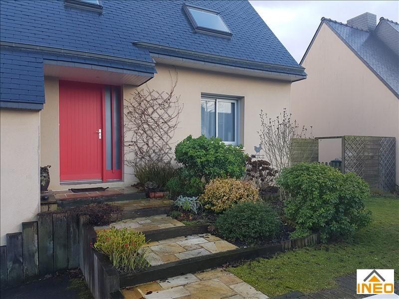 Vente maison / villa La chapelle des fougeretz 322400€ - Photo 5