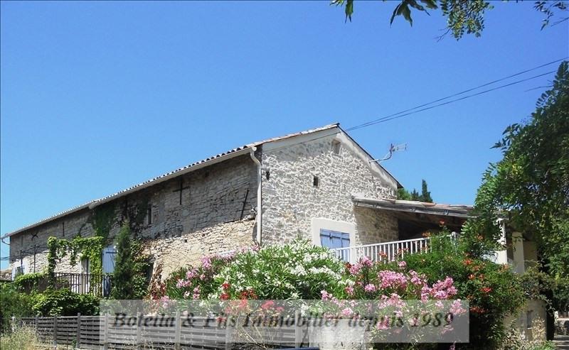Verkoop  huis Barjac 399900€ - Foto 2