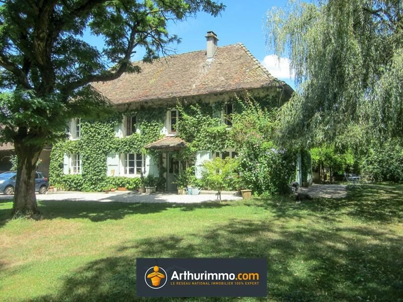 Deluxe sale house / villa Morestel 595 000€ - Picture 1