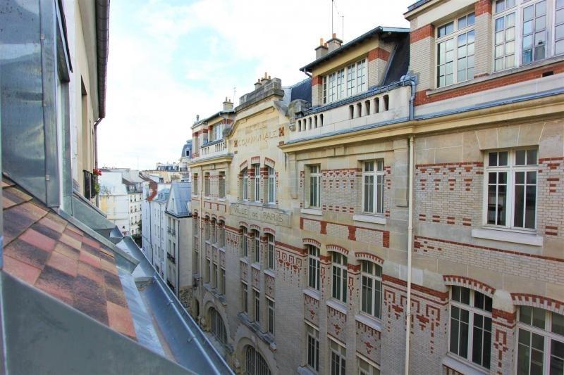 Vente appartement Paris 3ème 499000€ - Photo 4