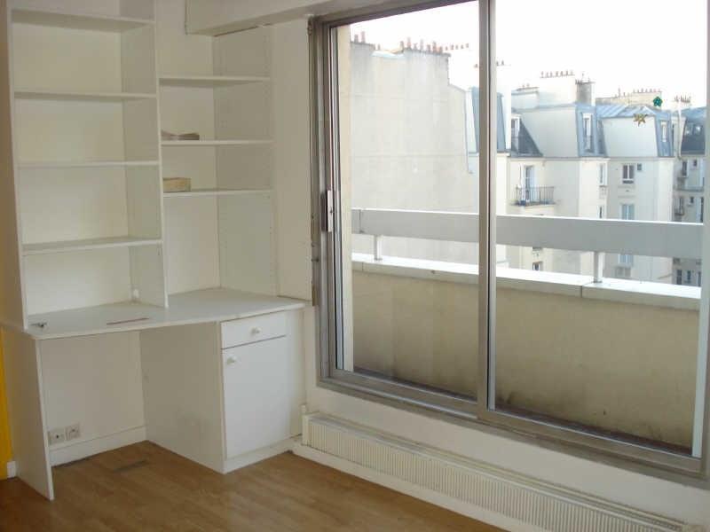 Rental apartment Paris 14ème 700€ CC - Picture 1
