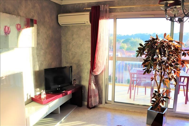 Sale apartment Le lavandou 139 000€ - Picture 5