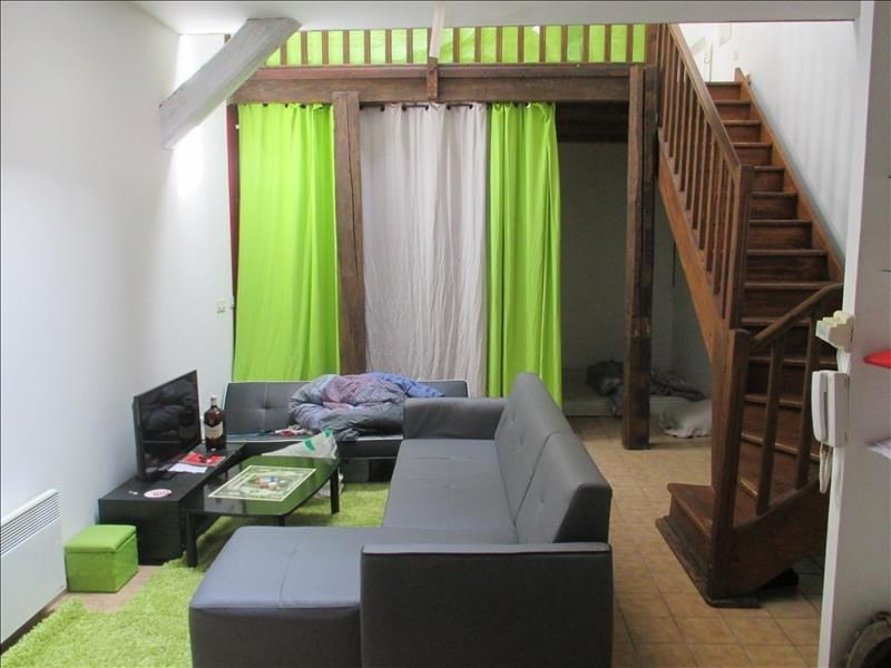 Sale apartment Troyes 65000€ - Picture 1