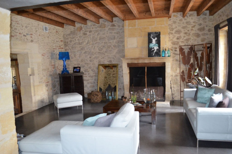Deluxe sale house / villa Secteur la brede 615 000€ - Picture 4