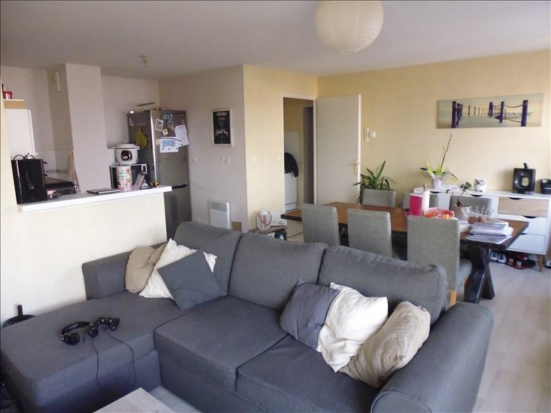 Vente appartement Poitiers 99000€ - Photo 1