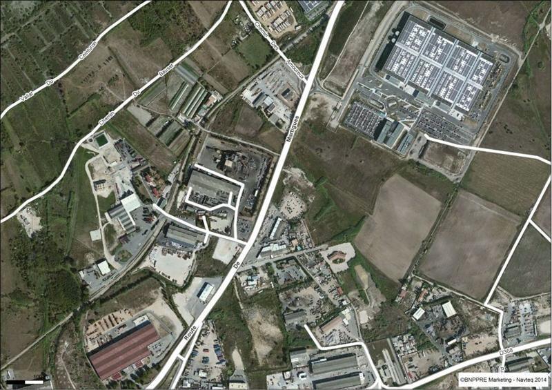 Location Bureau Marignane 0