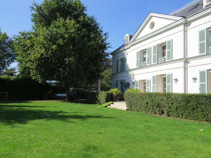 Deluxe sale house / villa Maisons-laffitte 2500000€ - Picture 1