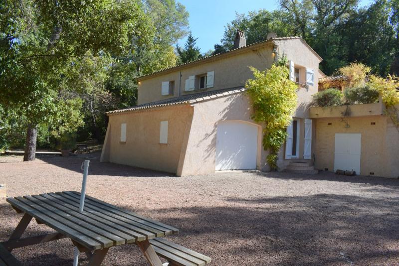 Vendita casa Bagnols-en-forêt 590000€ - Fotografia 3