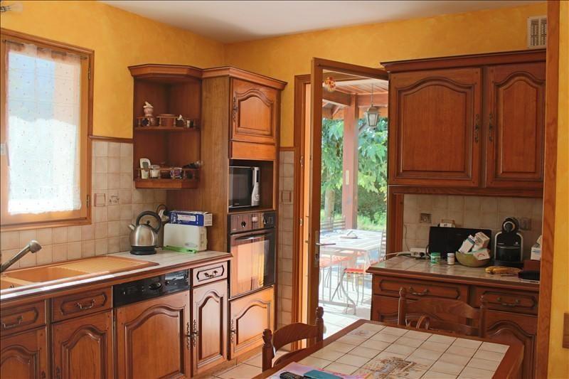 Vente maison / villa Vaulnaveys le haut 435000€ - Photo 4
