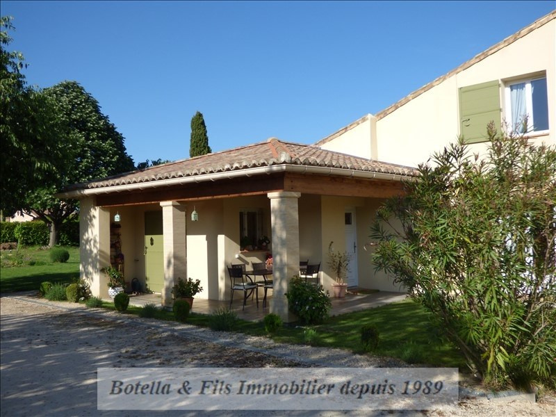 Sale house / villa Uzes 299 000€ - Picture 5