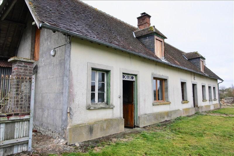 Vente maison / villa Conches en ouche 189000€ - Photo 1