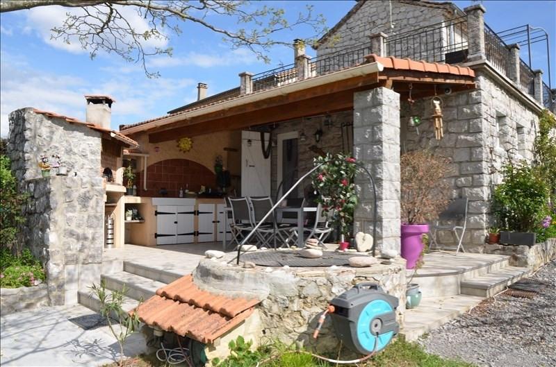 Vente maison / villa Ruoms 325500€ - Photo 10
