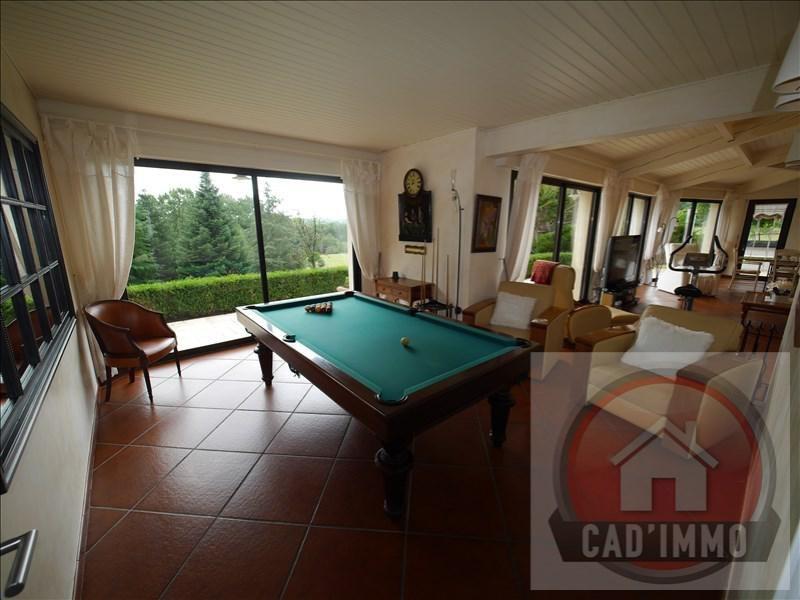 Deluxe sale house / villa Lamonzie montastruc 685000€ - Picture 10