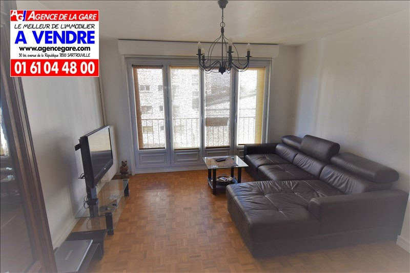 Vente appartement Sartrouville 137 000€ - Photo 1