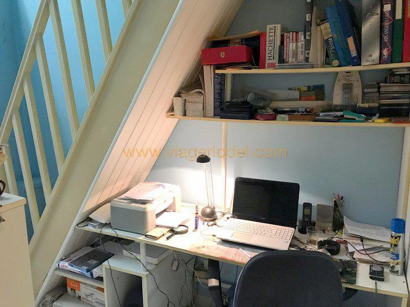 Life annuity apartment Nice 65 000€ - Picture 4
