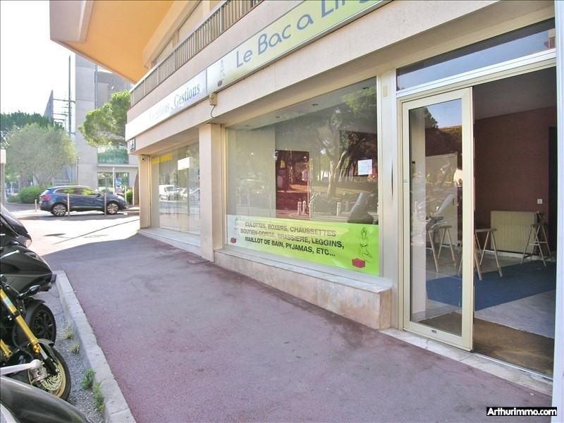 Vente local commercial Juan les pins 158000€ - Photo 1