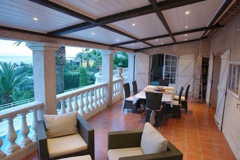 Location vacances maison / villa Golfe juan 5 900€ - Photo 4
