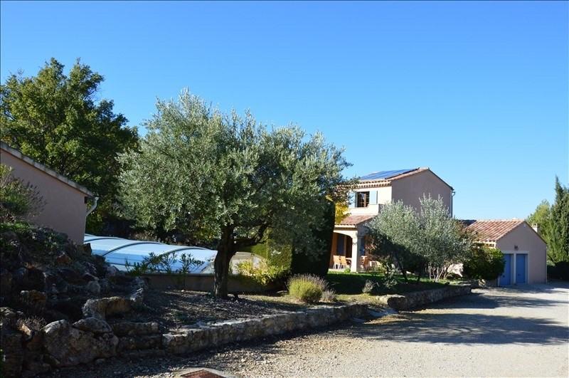 Sale house / villa Malemort du comtat 445000€ - Picture 8