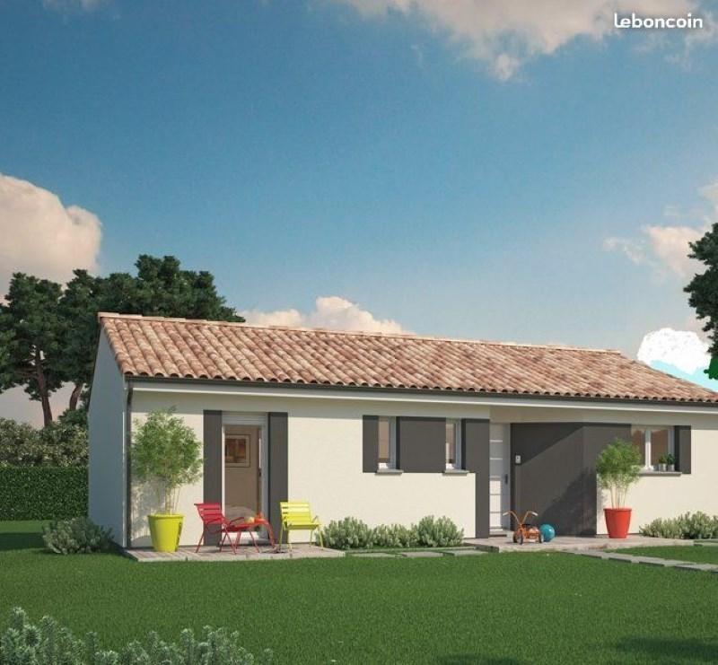 Rental house / villa Arcins 690€ CC - Picture 1