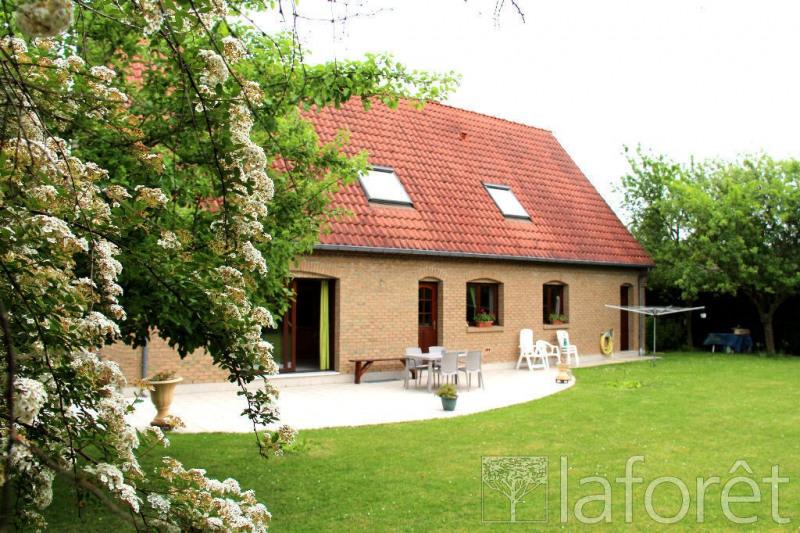Vente maison / villa Allennes les marais 432000€ - Photo 1