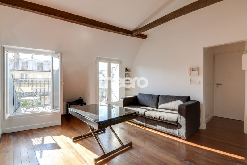 Rental apartment Paris 5ème 1 700€ CC - Picture 7