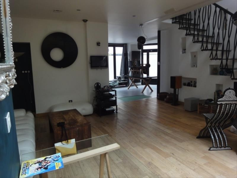 Deluxe sale apartment Paris 19ème 1 645 000€ - Picture 10