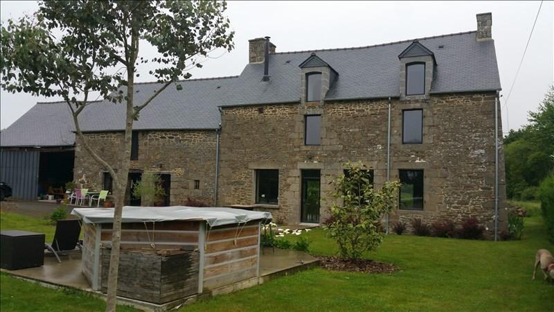 Sale house / villa Bonnemain 310000€ - Picture 1