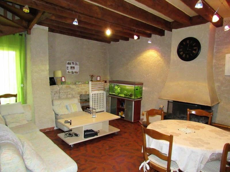 Sale house / villa Breval proche 272000€ - Picture 6