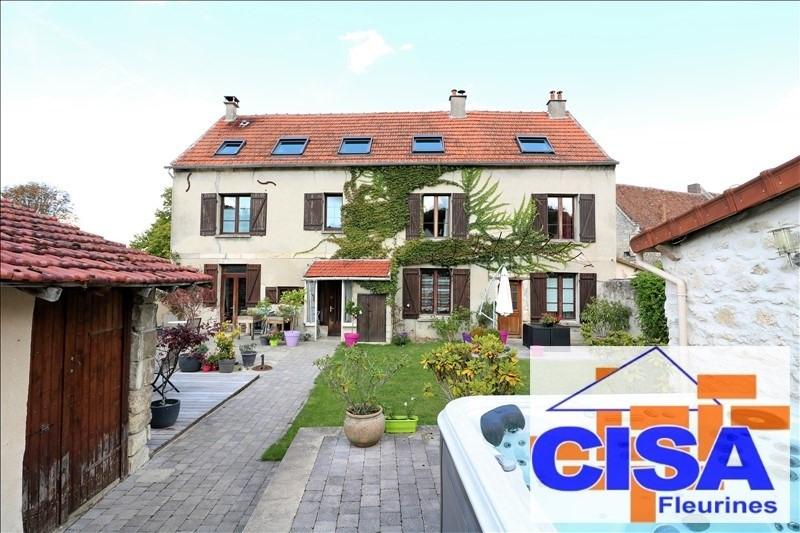 Sale house / villa Senlis 365000€ - Picture 1