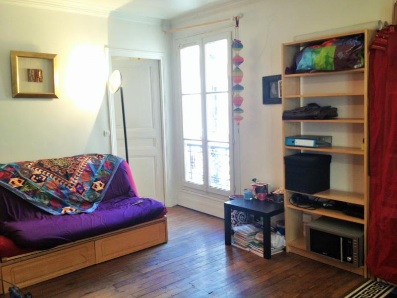 Sale apartment Paris 10ème 425000€ - Picture 1