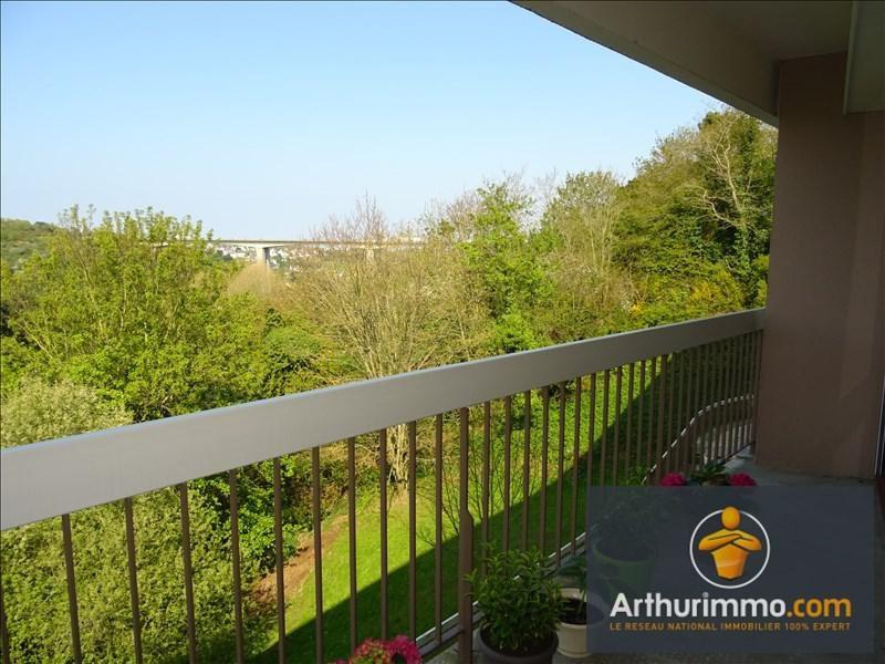 Sale apartment St brieuc 132500€ - Picture 1