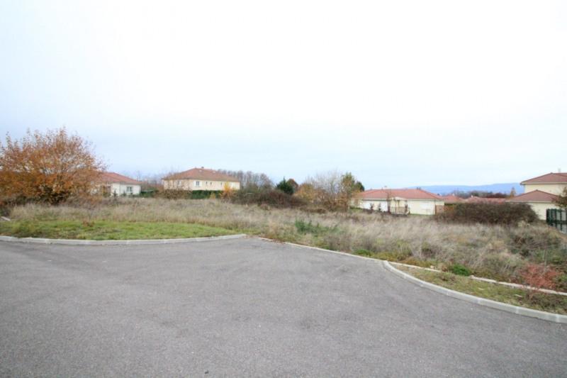Vente terrain La tour du pin 89000€ - Photo 1