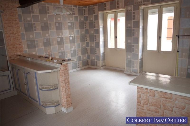 Vente maison / villa Ligny le chatel 148000€ - Photo 2