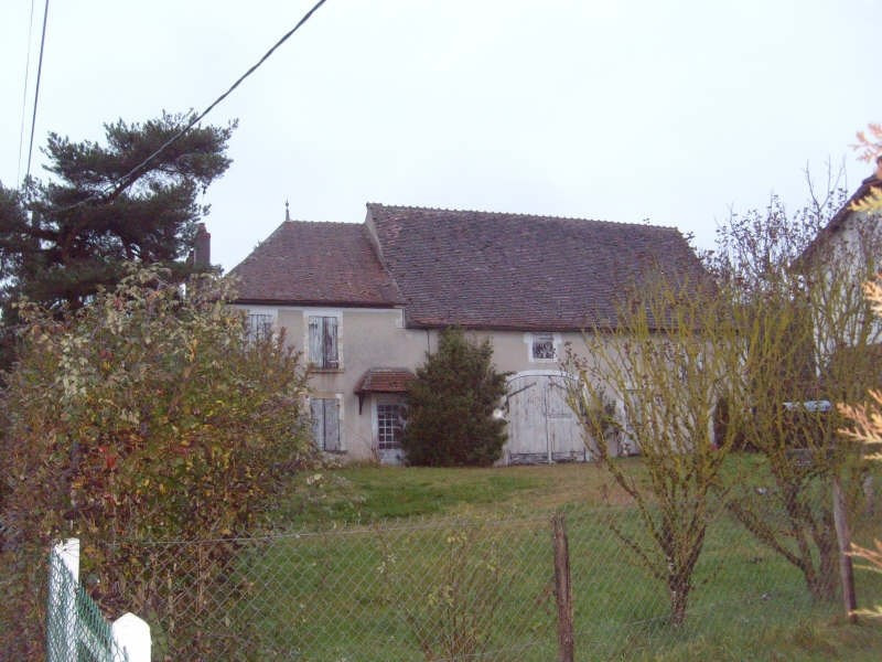Vente maison / villa La celle sur loire 61 000€ - Photo 1