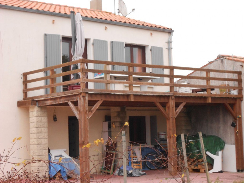 Vente maison / villa St georges d oleron 283800€ - Photo 8