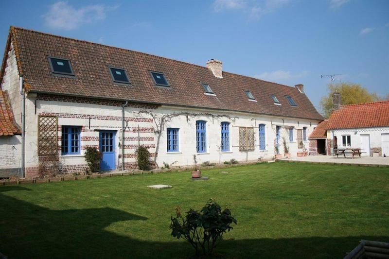 Sale house / villa Campagne de aire sur la lys 249600€ - Picture 1