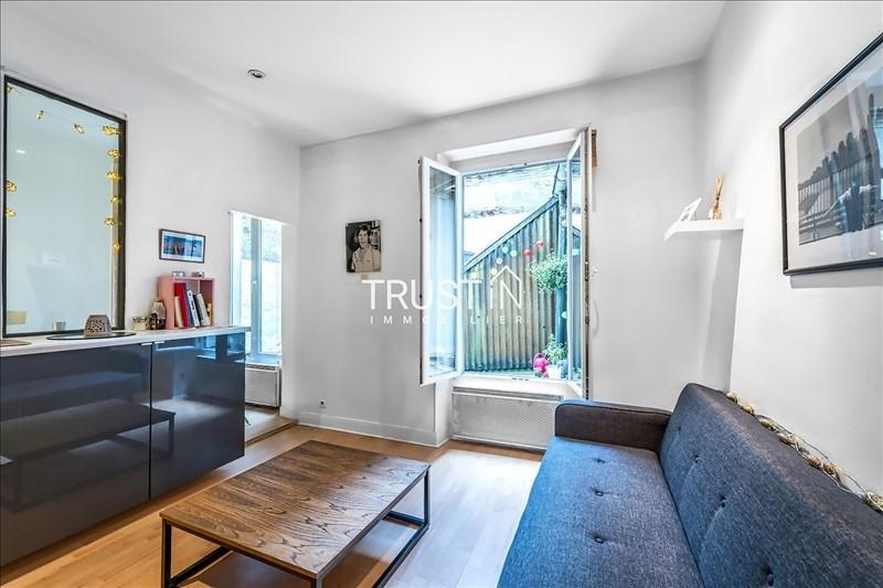 Vente appartement Paris 17ème 275000€ - Photo 5