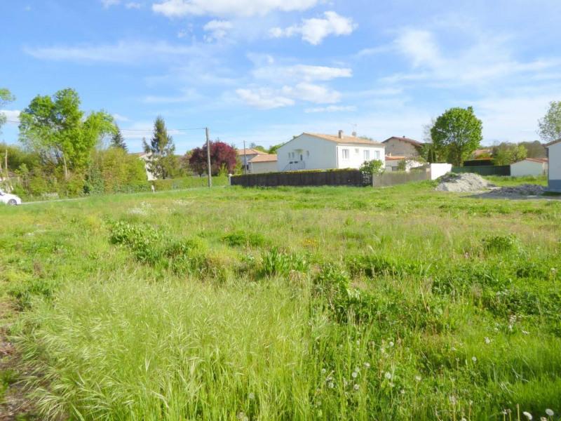 Vente terrain Gimeux 29950€ - Photo 1