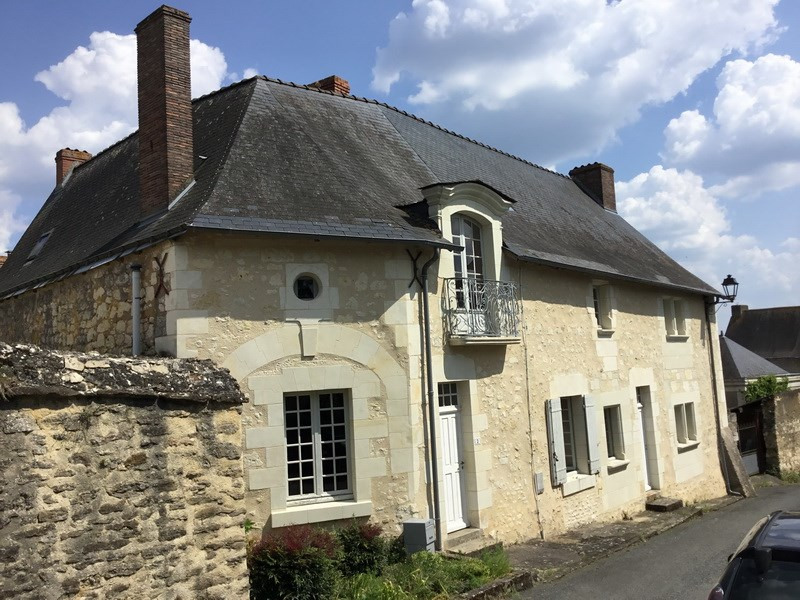 Deluxe sale house / villa Angers nord 25 mn 350000€ - Picture 2