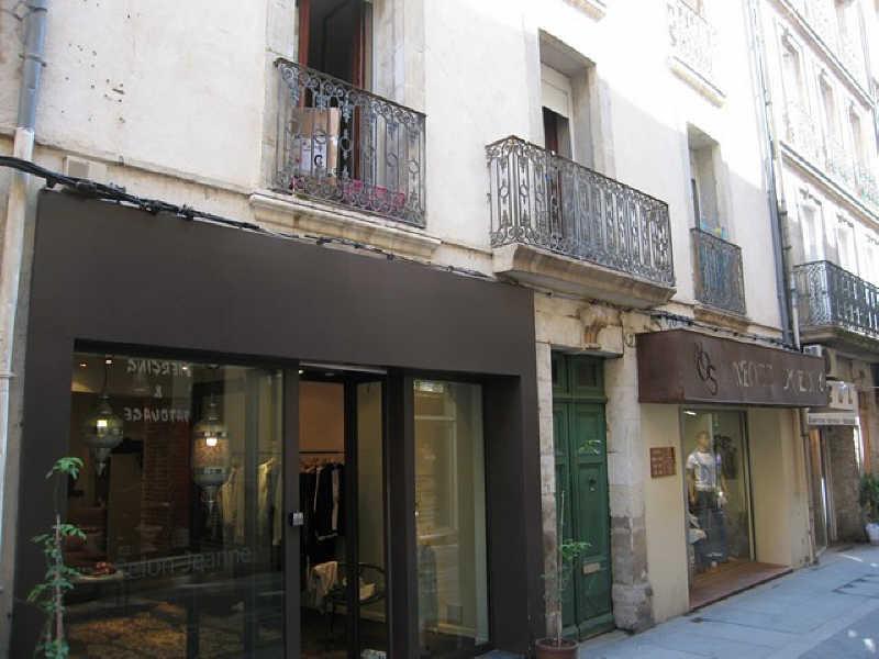 Vente immeuble Beziers 295000€ - Photo 1