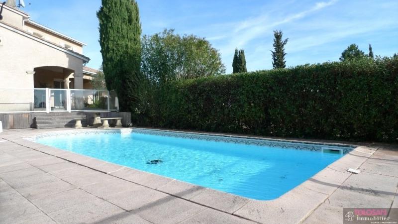 Deluxe sale house / villa Escalquens § 550000€ - Picture 2