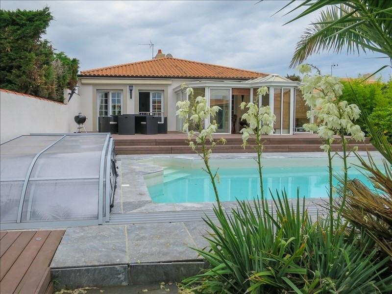 Vente maison / villa Chateau d olonne 485900€ - Photo 3