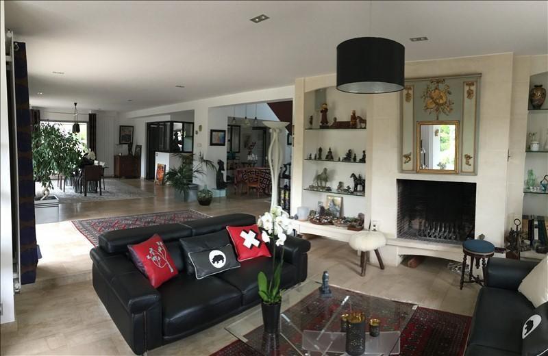 Vente de prestige maison / villa Chambourcy 1595000€ - Photo 4